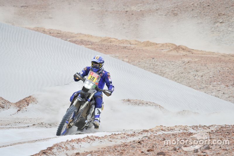 #18 Yamalube Yamaha Official Rally Team: Родні Фагготтер