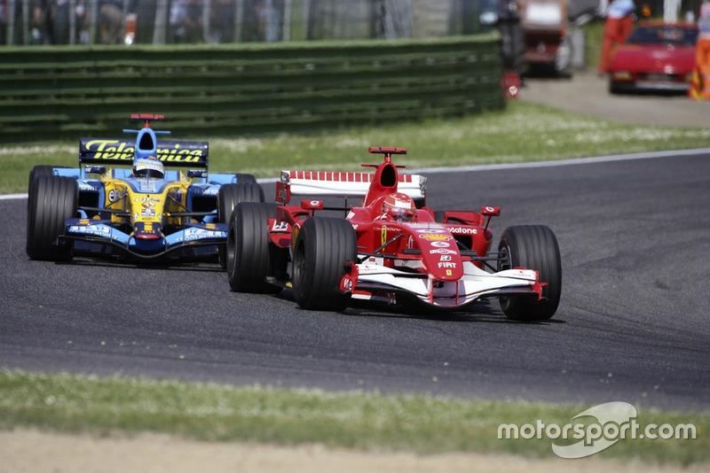 #86 GP de Saint-Marin 2006