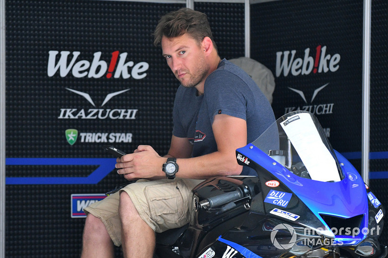 Anthony West, Webike Ikazuchi Racing