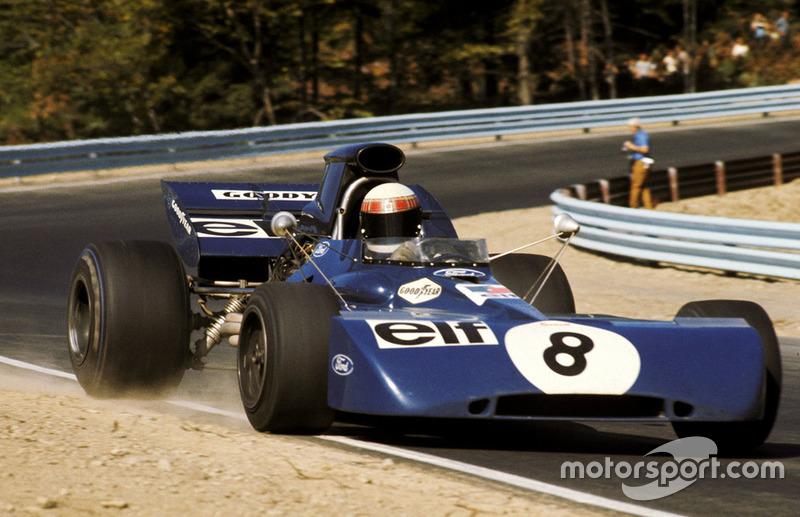 Jackie Stewart - Tre titoli (1961, 1971, 1973)