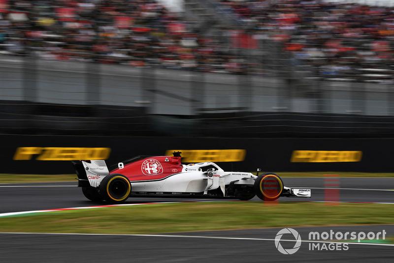 Marcus Ericsson, Sauber Marcus Ericsson ((SWE)) Sauber C37