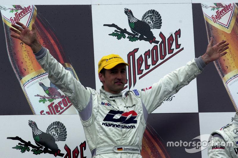 2000: Бернд Шнайдер, HWA Team