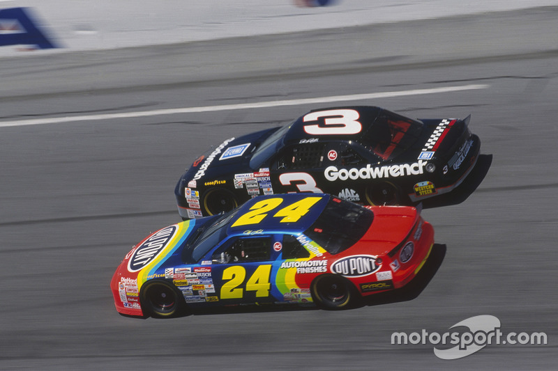 DuPont & Jeff Gordon / Hendrick Motorsports