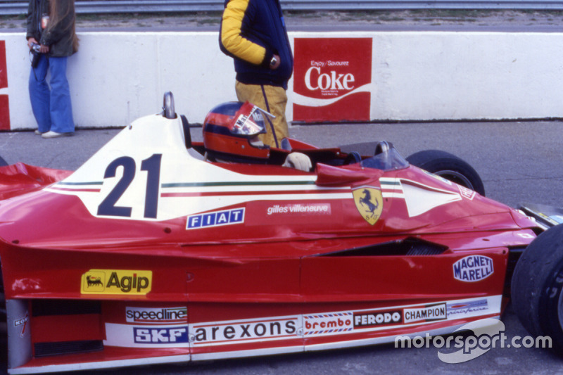 Niki Lauda's replacement