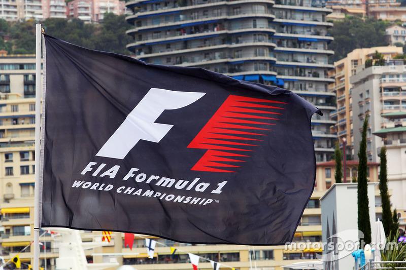 Прапор Формули 1