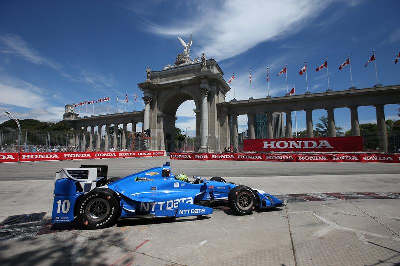 10. Die IndyCar-Serie gastiert an den schönsten Orten