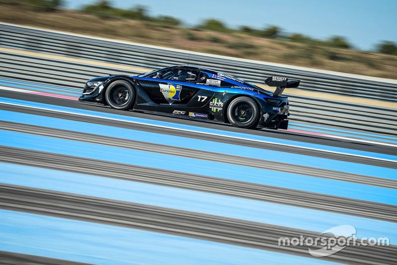 #17 Team Duqueine Renault RS01: Lonni Martins, Christophe Hamon