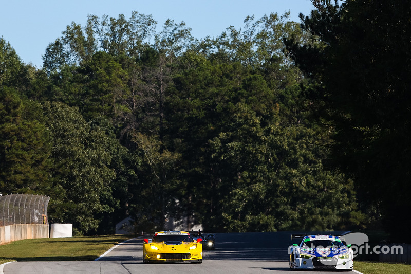 #9 Stevenson Motorsports, Audi R8 LMS GT3: Matt Bell, Lawson Aschenbach, Dion von Moltke