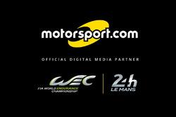 Motorsport.com, Partner von FIA WEC & ACO