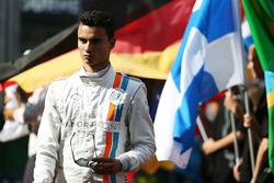 Паскаль Верляйн, Manor Racing на стартовой решетке