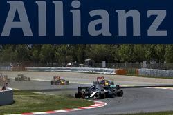 Lewis Hamilton, Mercedes AMG F1 W07 Hybrid és Nico Rosberg, Mercedes AMG F1 W07 Hybrid