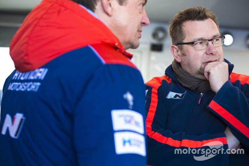 Gerard Zyzik, Hyundai Motorsport