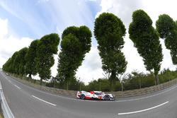 #7 Toyota Gazoo Racing Toyota TS050 Hybrid: Майк Конвей, Камуі Кобаясі, Стефан Сарразан