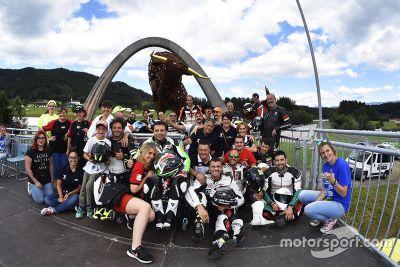 Handisport bike racing special feature