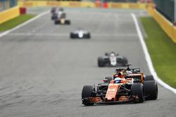 Fernando Alonso, McLaren MCL3