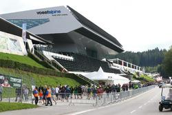 Atmosphere in Spielberg