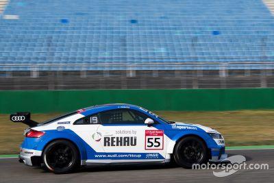 Audi TT Cup testleri