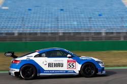 Фабіан Феттель - Audi TT Cup