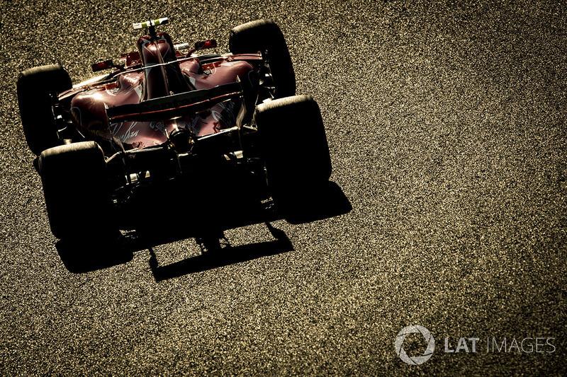 #6: Der Ferrari SF70H
