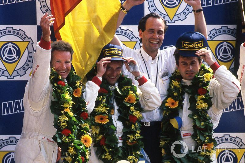 1994: Yannick Dalmas, Hurley Haywood, Mauro Baldi