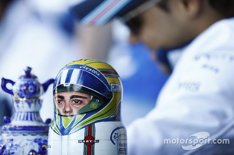 Felipe Massa, Williams, matryoshka muñeca rusa