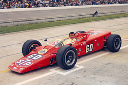 Joe Leonard, Lotus Pratt & Whitney