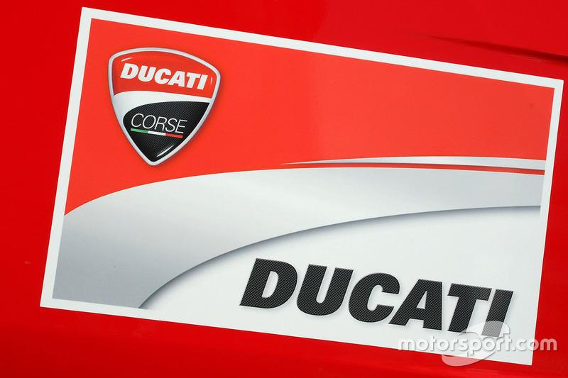Ducati Team, Logo