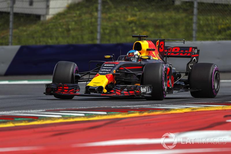 4. Даніель Ріккардо, Red Bull — 107