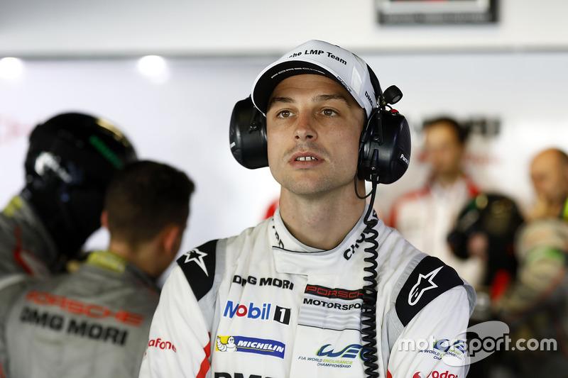 Earl Bamber, , Porsche Team