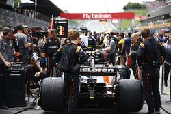 Команда McLaren и MCL32 Стоффеля Вандорна