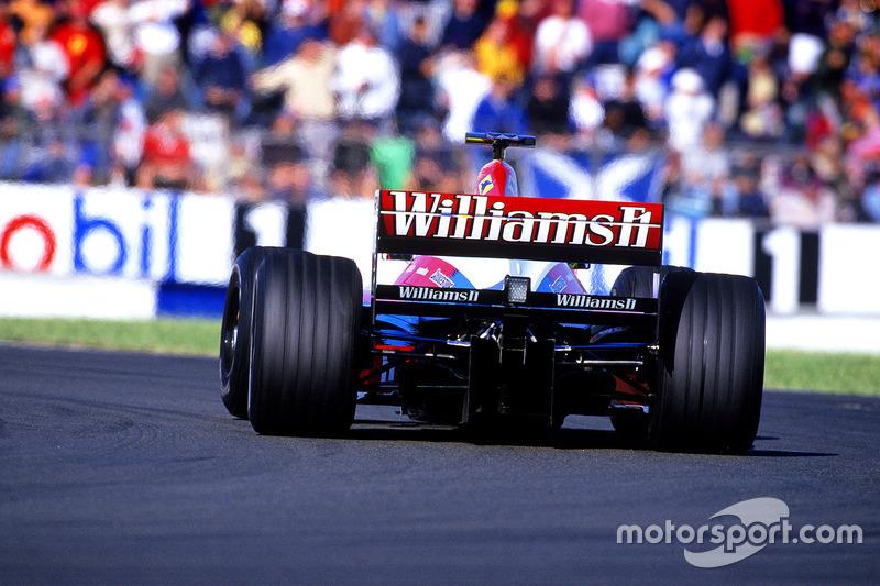1999. Подіум: 1. Девід Култхард, McLaren-Mercedes. 2. Едді Ірвайн, Ferrari. 3. Ральф Шумахер, Williams-Supertec