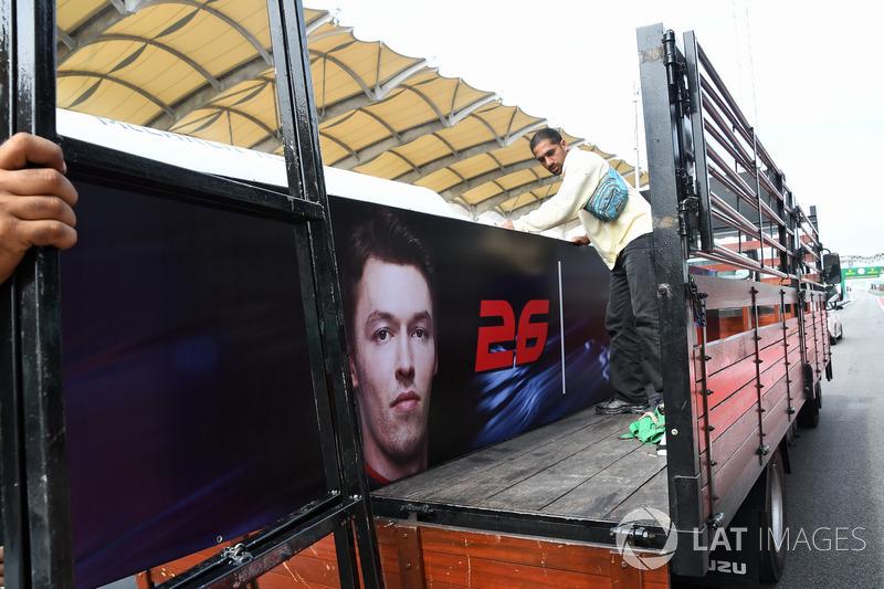 19. Данііл Квят, Scuderia Toro Rosso STR12 - 4