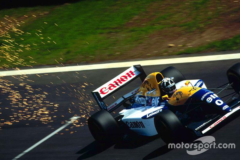Формула 1. Гран При Португалии, Деймон Хилл, 1993 год