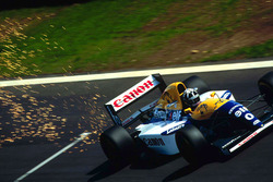 Damon Hill, Williams