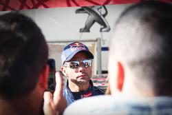 سيباستيان لوب، فريق بيجو هانسن، بيجو 208