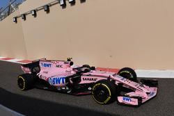 Nikita Mazepin, Sahara Force India VJM10