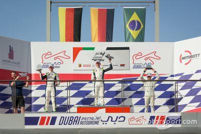 فورمولا 4 الإماراتية: دبي