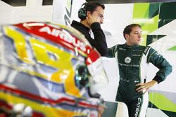 Robin Frijns, pilota di riserva Caterham F1