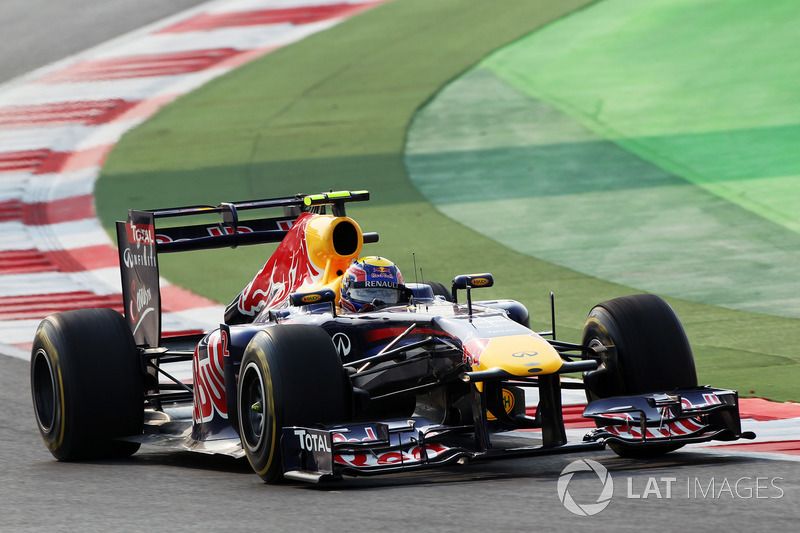 2011: Red-Bull-Renault RB7