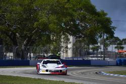 #59 TA Chevrolet Corvette driven Simon Gregg of Derhaag Motorsports