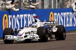 Derde, Nick Heidfeld, BMW Sauber F1.06
