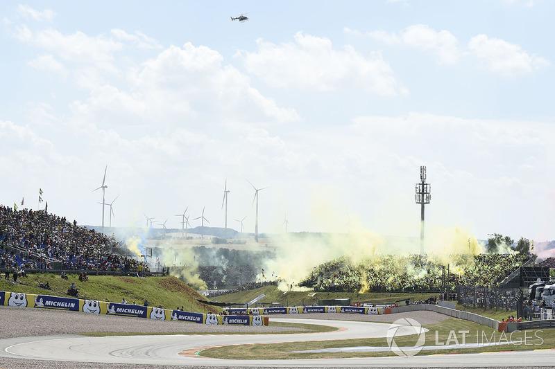 1. MotoGP-toekomst Sachsenring zo goed als veilig