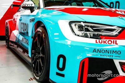 Leopard Racing, a festés bemutatása