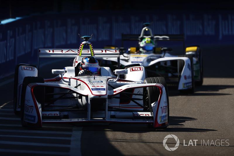 Jose Maria Lopez, Dragon Racing, Lucas di Grassi, Audi Sport ABT Schaeffler