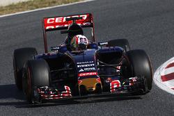 Пьер Гасли, Toro Rosso STR10