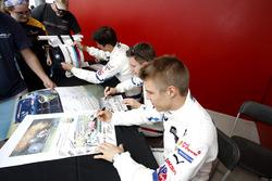 #24 BMW Team RLL BMW M8 GTE: Jesse Krohn, John Edwards, Nicky Catsburg