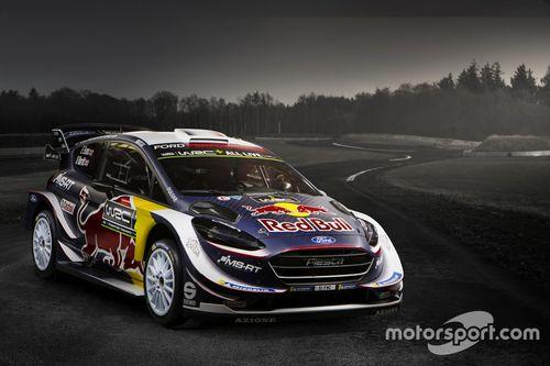 M-Sport World Rally Team