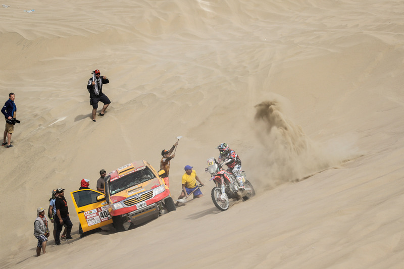 #404 Toyota: Ramon Nunez, David Casas