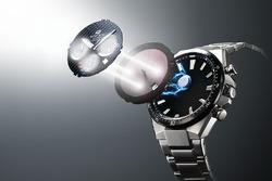 Edifice Casio watch rendering