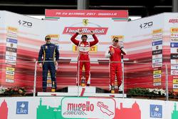 Podium Trofeo Pirelli AM class